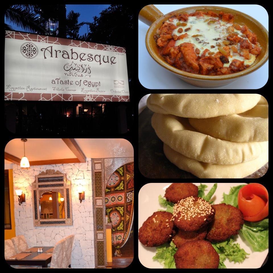 Arab dining in bangkok city compass hospitality for Arabesque lebanon cuisine